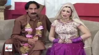 Best of Iftkhar Thakur, Shazeb Mirza & Zara Akbar - PAKISTANI STAGE DRAMA FULL COMEDY CLIP