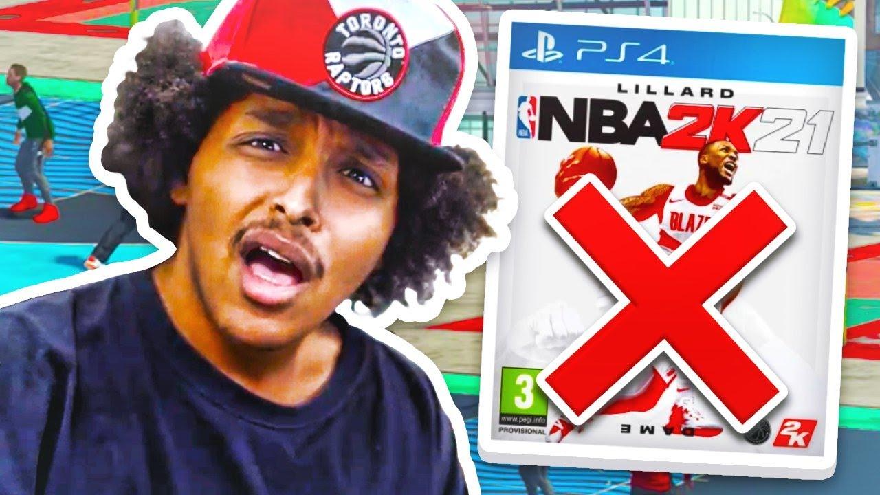 THE 2K DEVS JUST GAVE UP ON NBA 2K21 CURRENT-GEN...