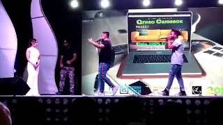 MAGICAL and JESSU performing KARTE KALESH at mazaffarnagar   2019 latest show