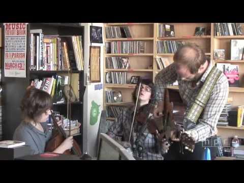 Horse Feathers: NPR Music Tiny Desk Concert