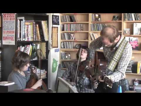 Horse Feathers: NPR Music Tiny Desk Concert