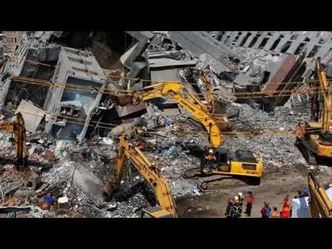 Earthquake in Taiwan 2018