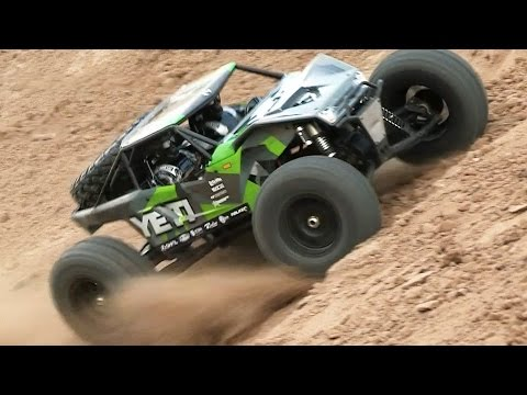 Axial AX90038 Yeti XL™ Monster Buggy 1/8th Scale Electric 4WD - Kit