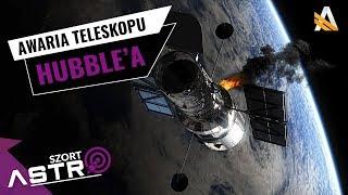 Teleskop Hubble'a może przestać działać - Astroszort