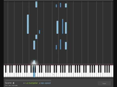 How To Play Dont Stop Believing By Journey On Pianokeyboard Youtube