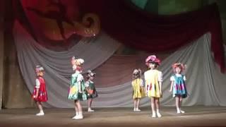 Районный детский хореографический фестиваль
