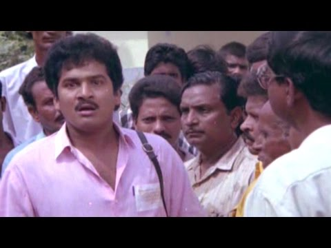 Rajendraprasad Introduction Comedy Scene || Appula Apparao Movie