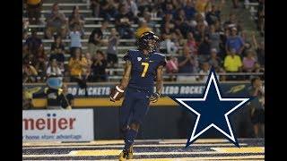 Jon'vea Johnson Film Session || Dallas Cowboys UDFA Wide Receiver