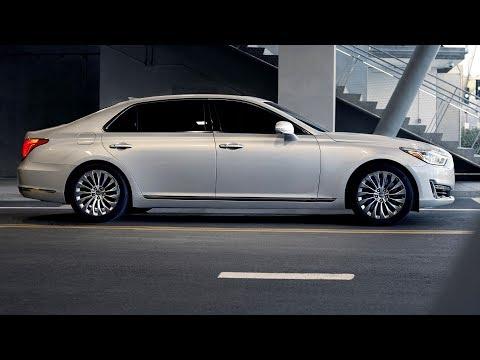 2018 Genesis G90 Perfect Sedan