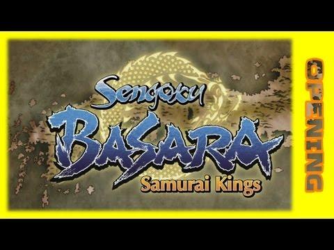 [Opening] Sengoku Basara: Samurai Kings - Season 1 (HD - Credit ENG)