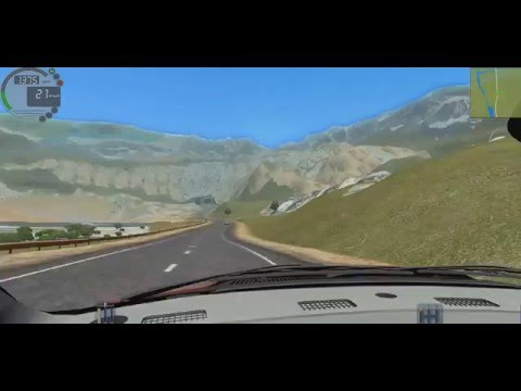 City Car Driving Super Map Youtube