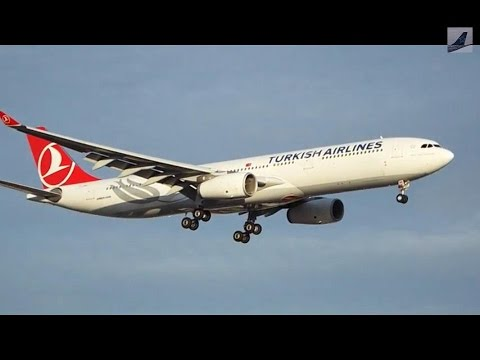 20 Minutes of Plane spotting at Montreal Trudeau Airport (YUL) 3-4-15