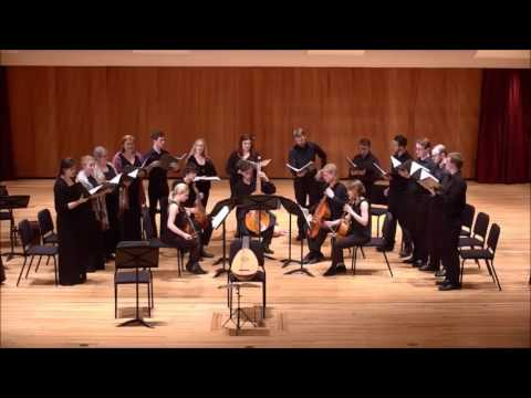 UofL Early Music Ensemble Fall Concert 2016 -