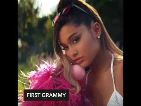 Ariana Grande wins first Grammy for Best Pop Vocal Album Mp3