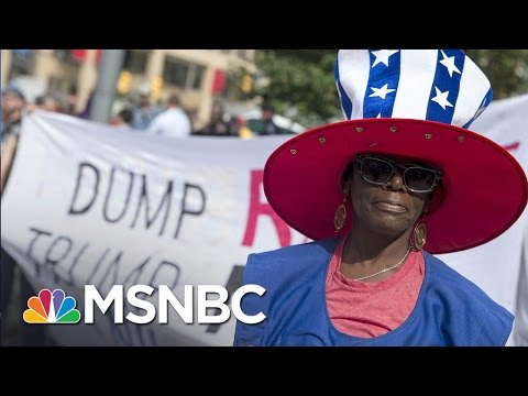 Black Voter Turnout Fell For First Time In 20 Years In 2016 Election  AM Joy  MSNBC