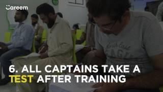 Six Steps To Train Careem Captains