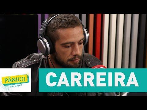 Rafael Cardoso lembra dos momentos emblemáticos da sua carreira | Pânico