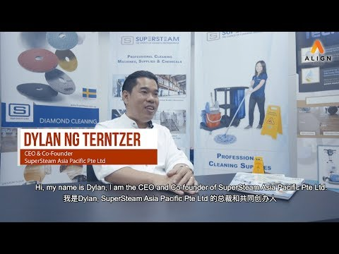 EP01 Align Group Video Testimonial by SuperSteam Asia Pacific Pte Ltd