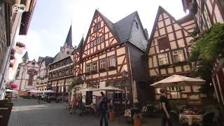 Deutsch lernen (B2/C1) | Das Mittelrheintal: Von Bingen nach Koblenz