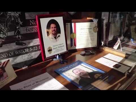 Detective Jason Weiland ~ Help Us Honor His Sacrifice