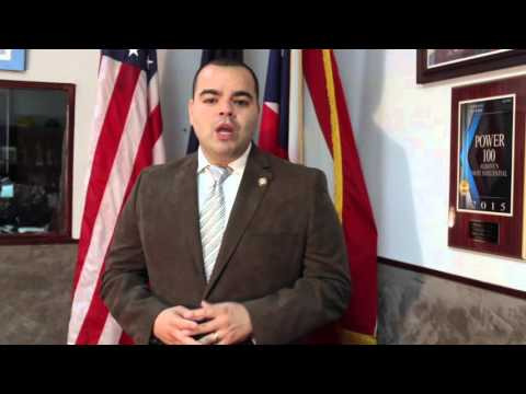 A Message from Assemblyman Marcos Crespo