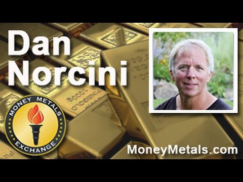 Money Metals Exchange Interview with Dan Norcini of TraderDan.com