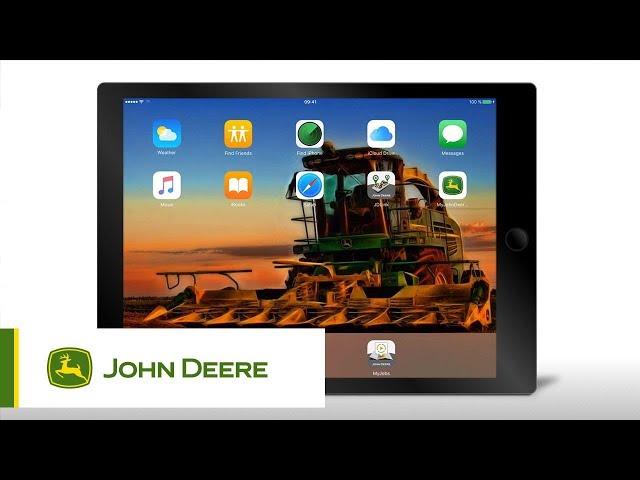 John Deere - Mode d'emploi - Comment commencer