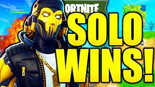 HOW TO WIN SOLO FORTNITE SEASON 9 TIPS! HOW TO BE GOOD AT FORTNITE SEASON 9 TIPS AND TRICKS!