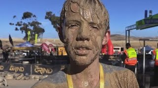 THE LITTLE G - KIDS OBSTACLE COURSE AND MUD RUN IN CAPE TOWN