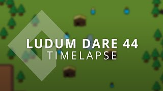 vuclip Ludum Dare 44 - 48 Hour Game Dev Timelapse