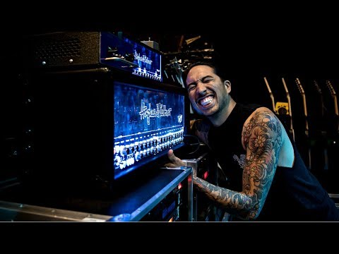Phil Manansala   Of Mice & Men Defy Tour Interview with TriAmp   Hughes & Kettner