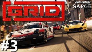 GRID 2019 PL (PS4 Pro gameplay 3/3) - Hawana i Barcelona