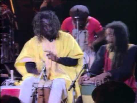 Peter Tosh - Captured Live AT THE GREEK THEATER -AUGUST 23