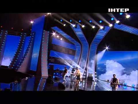Тина Кароль - Выше облаков (Live) (28.04.2013)