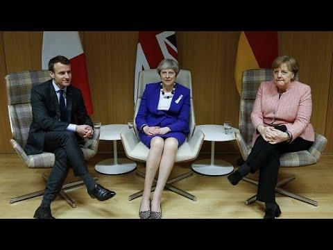 قادة أوروبا يؤيدون بريطانيا في لوم موسكو على هجوم سالزبري  - نشر قبل 1 ساعة