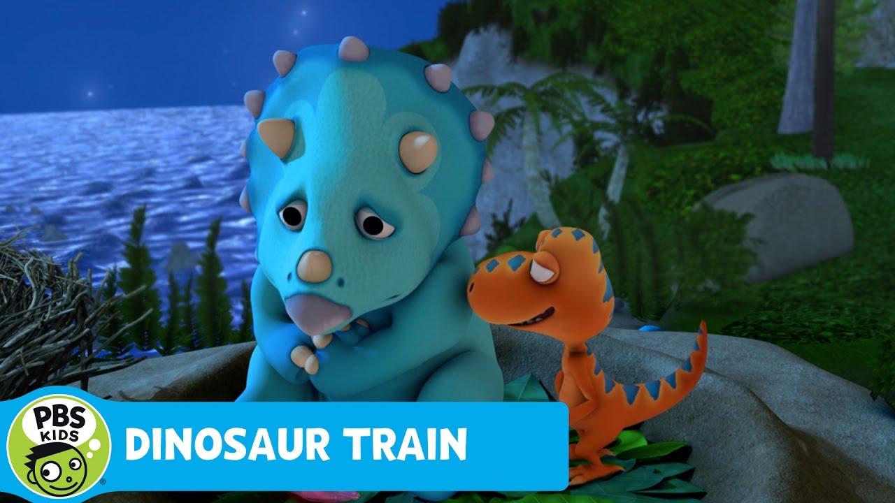 DINOSAUR TRAIN | Tank's Goodnight Song | PBS KIDS - YouTube