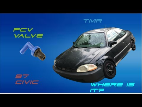 Bad PCV Valve (crankcase breather valve) | Doovi