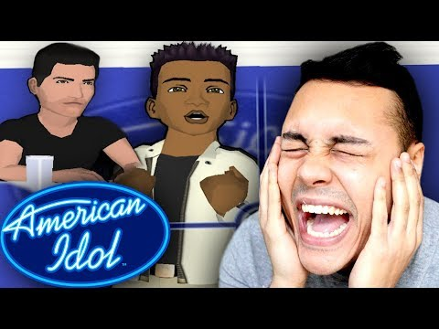 Winning American Idol But Its A Video Game