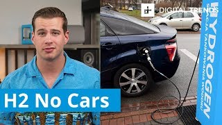 Hydrogen Cars: What Happened to Them? | The Deets