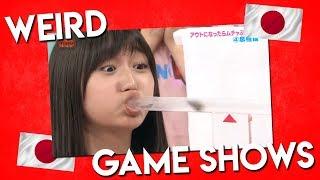 Weird Japanese Game Shows