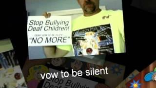 Stop Bullying Deaf Children !