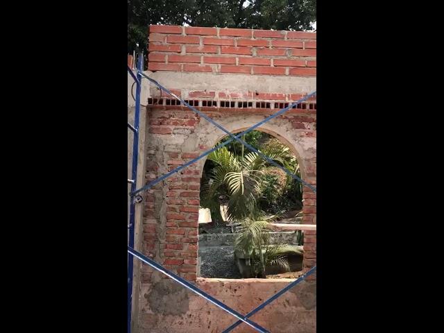 Así avanza la reconstrucción de la Parroquia Nuestra Señora del Perpetuo Socorro de Minca