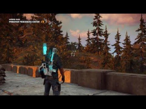 Just Cause 3 Mech Land Assault DLC Gameplay |