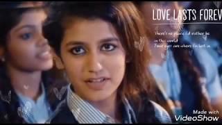 Most viral video on internet ft. Priya prakash varrier  Valentine's special