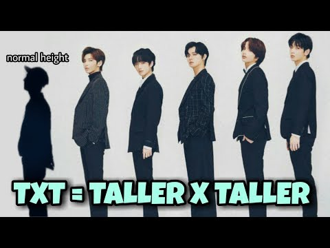 [PART 1] TXT BEING YOUNG GIANTS COMPILATION