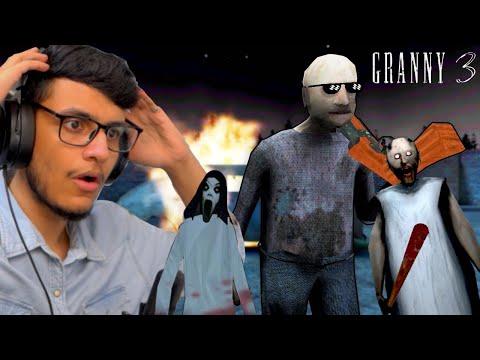 Granny 3 Horror