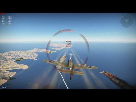 The Siege of Malta (Mini-documentary) - War Thunder Gameplay  