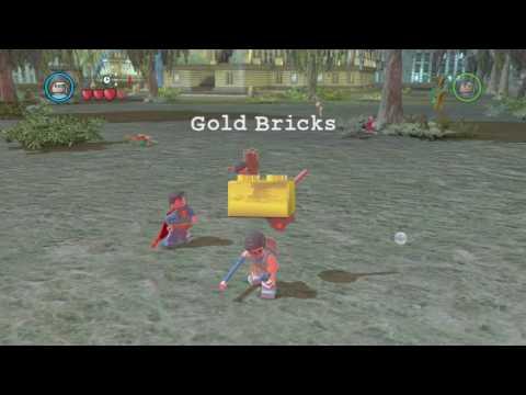LEGO Batman 2: DC Super Heroes ~ Gotham City South - City Hall (Collectibles Guide)