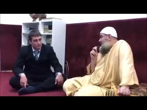 Russian Doctor Converts to Islam in Russia