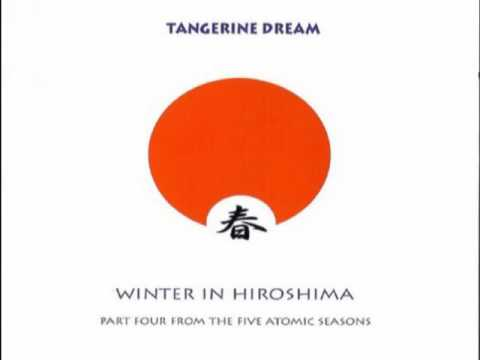 Tangerine Dream Winter In Hiroshima Full  Album